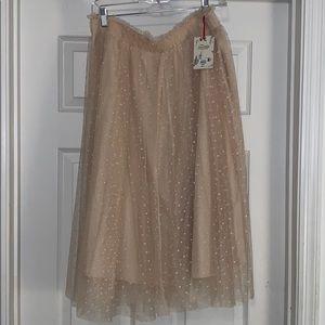 Lauren Conrad Size Large Skirt Disney Collection